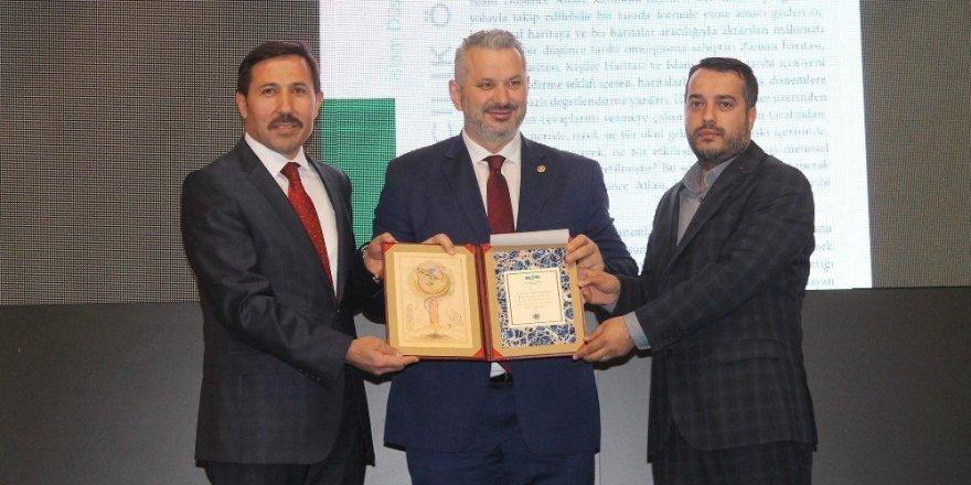 'İslam Düşünce Atlasına' bir ödül de Türkiye Yazarlar Birliği'nden