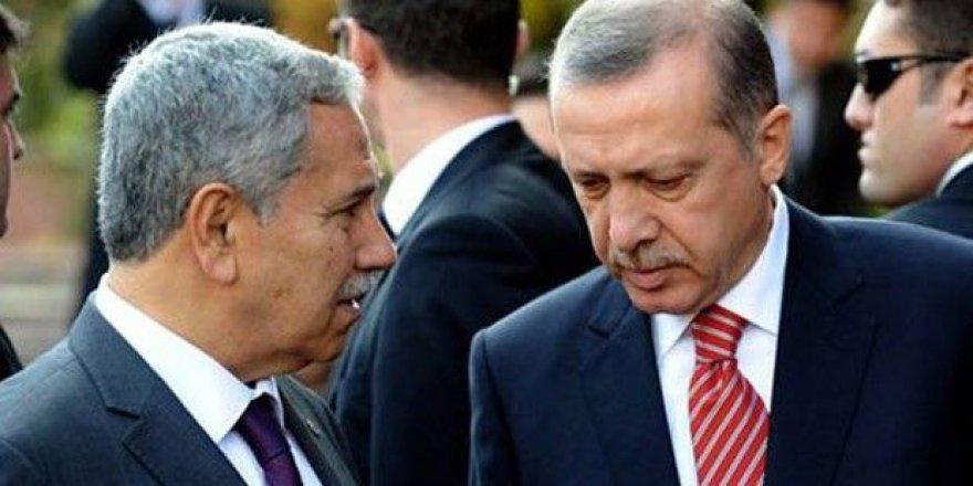 Erdoğan Arınç'la görüşecek