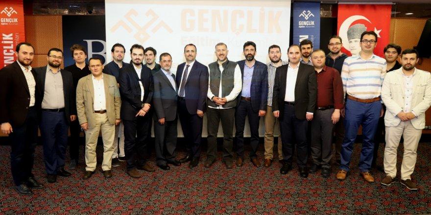 Gençlik-Enderun mezunları Ankara ve İstanbul'da buluştu