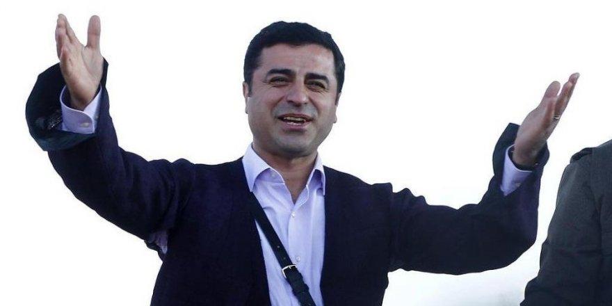 HDP'nin Demirtaş planı: Ceza alırsa ikinci aday hazır
