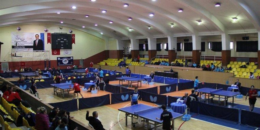 Analig maçları Konya'da oynandı
