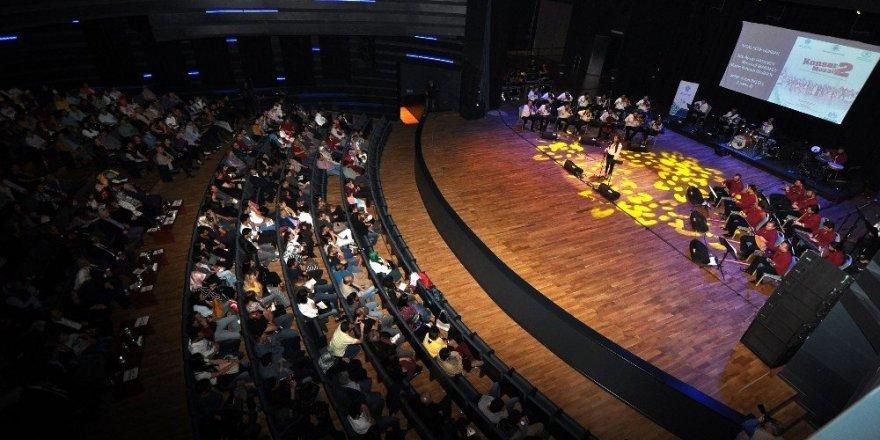 Mozaik 2 Konserine yoğun ilgi