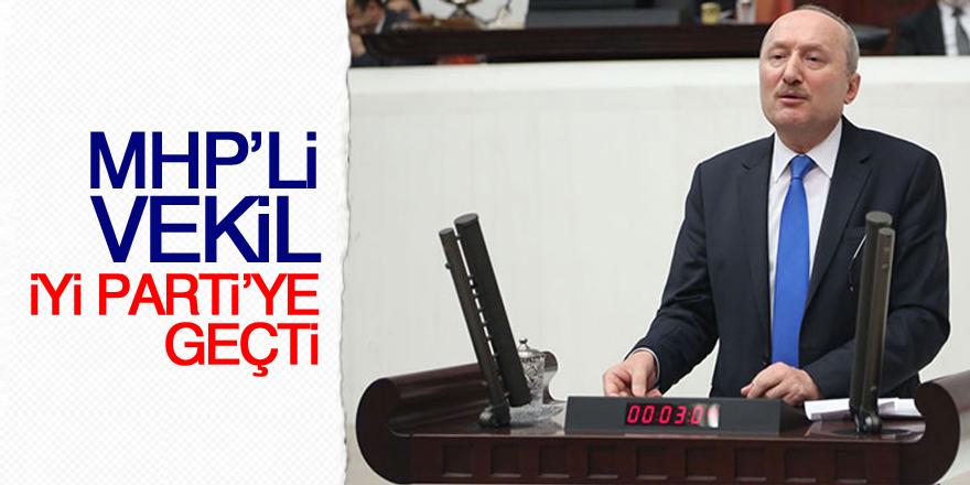 MHP'de şok istifa! Kadir Koçdemir İYİ Parti'ye geçti