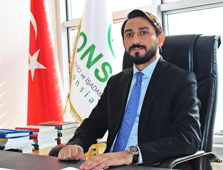 KONSİAD Başkanı Aydın aday adayı oldu