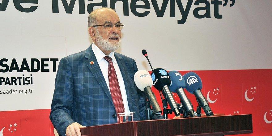 Karamollaoğlu'ndan 'belediye başkan adayları' açıklaması