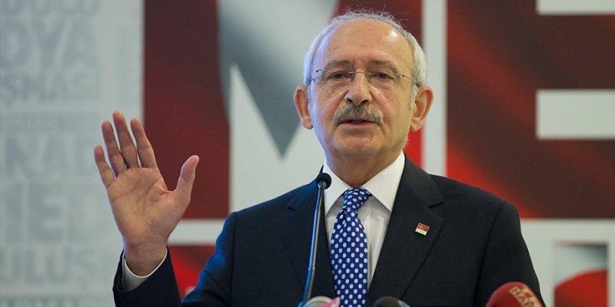 Kılıçdaroğlu: 'Hayır' bileşenlerinin hepsi ittifakta olmalı