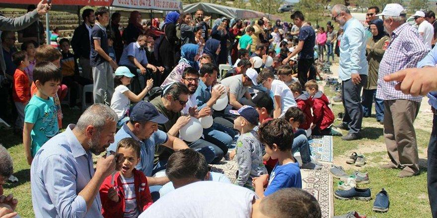 Pınar Gençlik'ten uçurtma şenliği