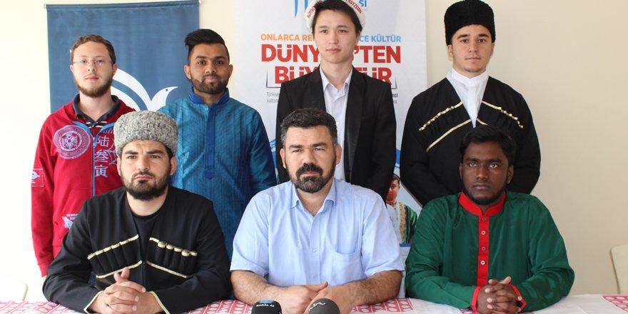 Konya'da kültür şöleni yaşanacak