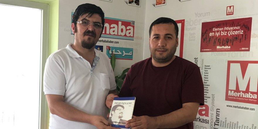 Şahin'den Merhaba'ya anlamlı ziyaret