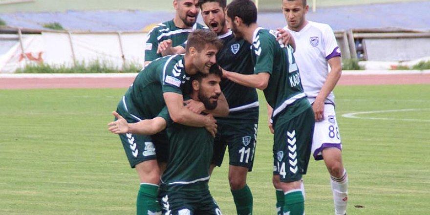 Anadolu 3-1 kazandı