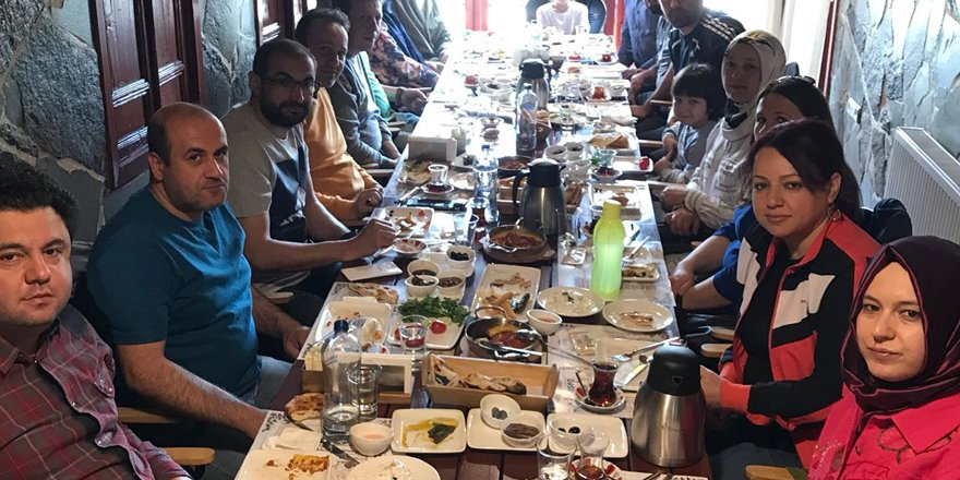 Atiker Konyaspor Basketbol altyapısı kahvaltıda buluştu