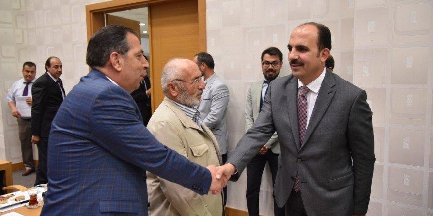 Başkan Altay, Selçuklu Meclisine veda etti