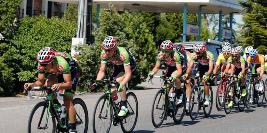 Torku Şekersporlu bisikletçiler 2. Oldu