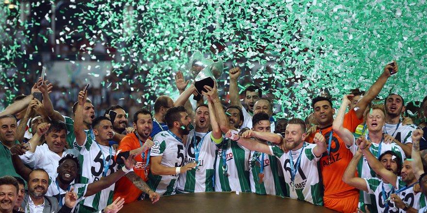 Başı kupa, sonu ligde kalma sevinci