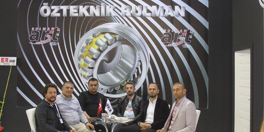 DERSİAD'dan, Özteknik Rulman ziyareti