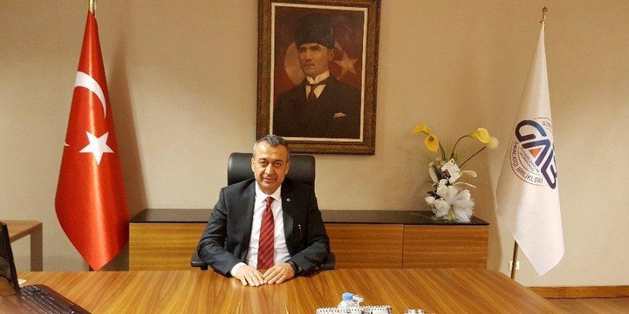 GAİB Koordinatör Başkanı Kileci oldu