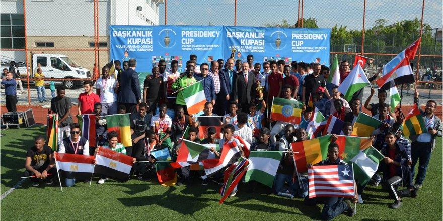 Başkanlık Kupası Şampiyonu Fildişi