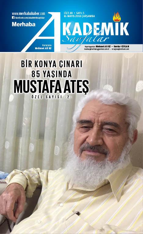 Cilt-18, Sayı-5, 16 Mayıs 2018