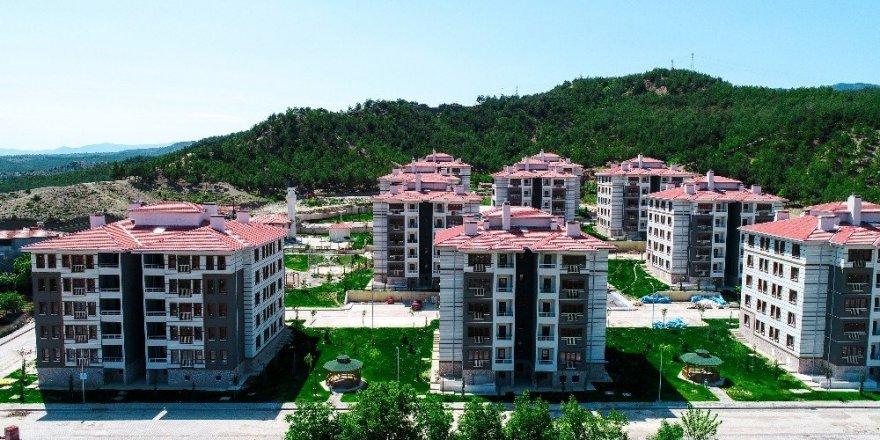 Osmancık'ta 795 aile ev sahibi olacak