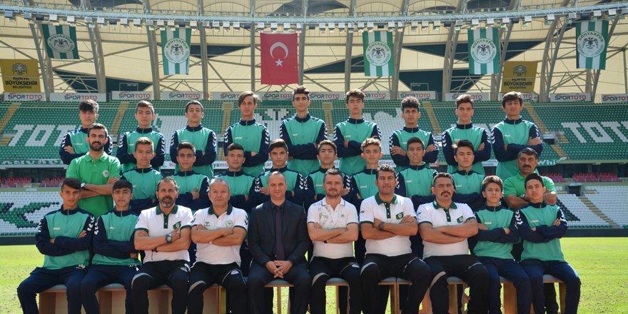 U15 Ligi Türkiye şampiyonası başladı