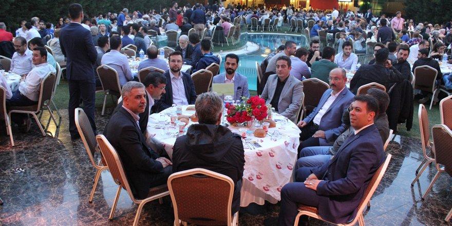 MMO Konya Şubesinden geleneksel iftar programı