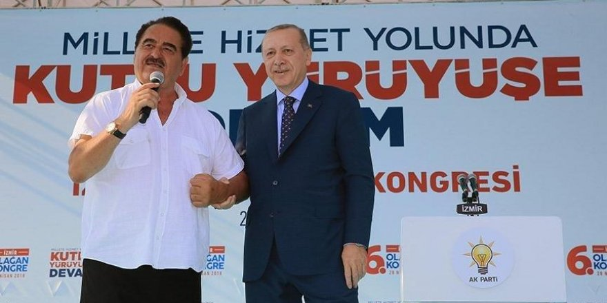 İbrahim Tatlıses AKP milletvekili aday listesinde var mı?