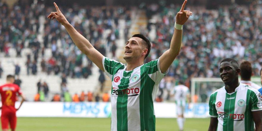 Ligin penaltıcısı Jahovic