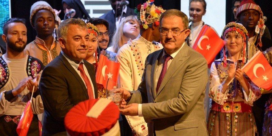 """Selçuk TÖMER'den """"Türkçe Şöleni"""""""