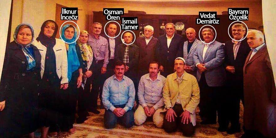 FETÖ'yü ziyaret eden AKP'li isimler milletvekili adayı oldu