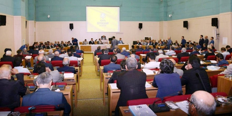 Konya'dan Filistin'e destek