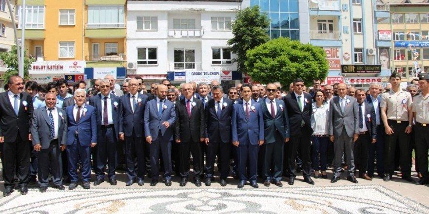 Kadester Mahmut Esad Efendi Seydişehir'de anıldı