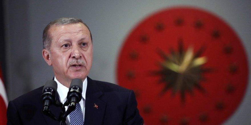 Erdoğan: Adaylar arasında FETÖ'den sızmalar olabilir