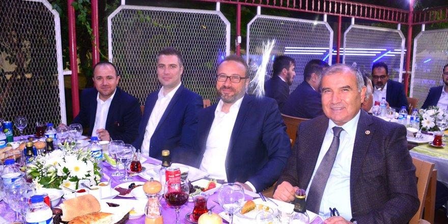 Bera Holding iftar yemeğinde buluşturdu