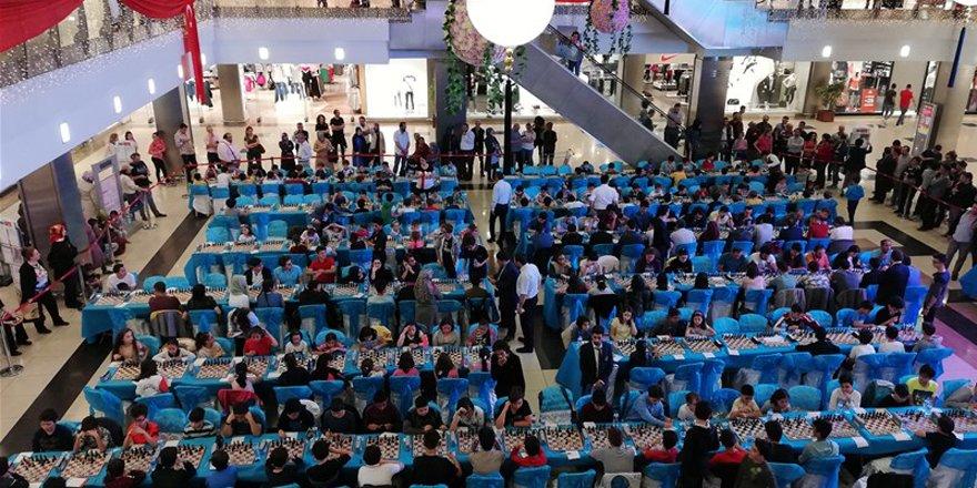 Satrançta gençlik haftası turnuvası yapıldı