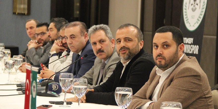 Konyaspor'un gündemi genel kurul