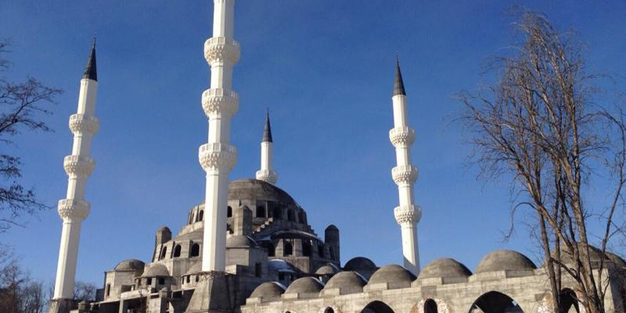 Konyalı usta Avustralya'ya minare 'ihraç' ediyor