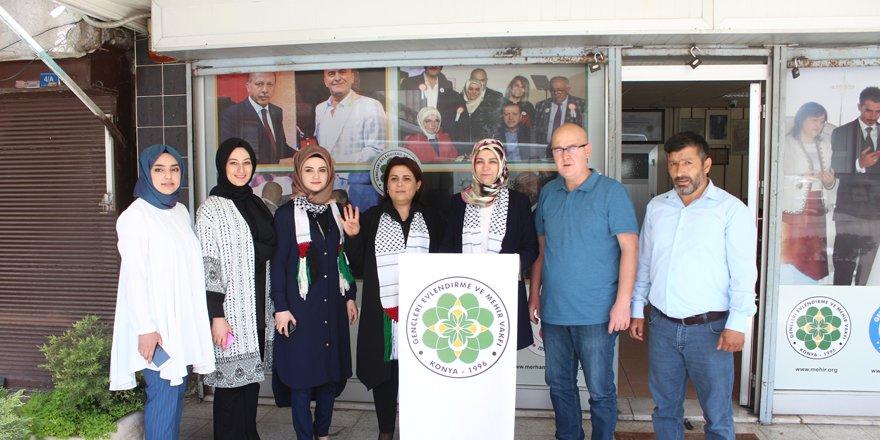 Filistin'deki drama seyirci kalmamalıyız