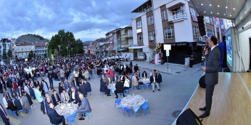 Başkan Altay: Bozkır Cumhur İttifakı'na en yüksek desteği verecektir