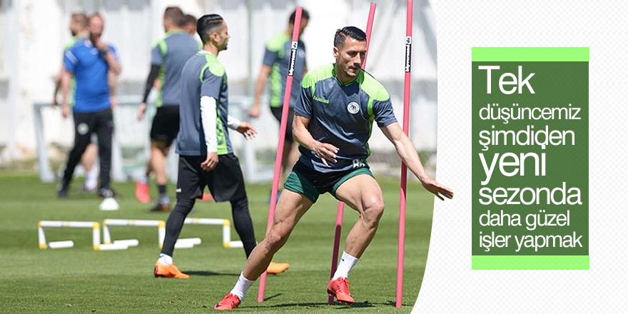 Adis Jahovic: Tek düşüncemiz şimdiden yeni sezonda daha güzel işler yapmak