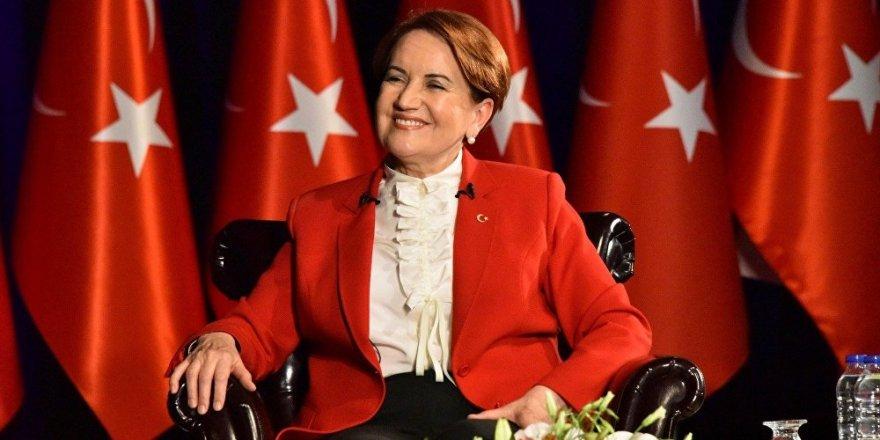 Akşener: Erdoğan, ikinci tura İnce'nin kalmasını istiyor