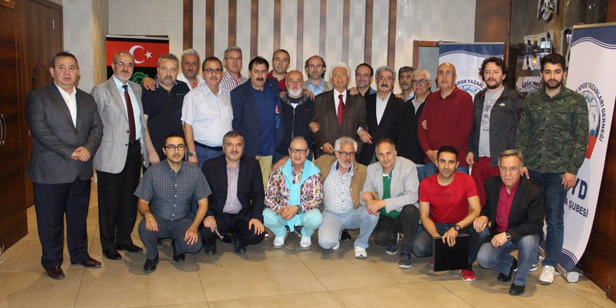 TSYD Konya Şubesi üyeleri iftarda buluştu