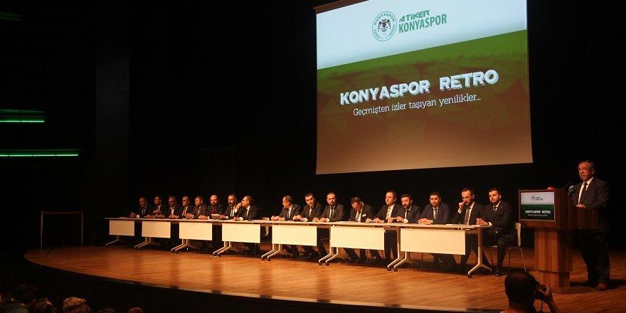 Konyaspor'a altın çağını yaşatan anlayışa dönmeyi arzu ediyoruz