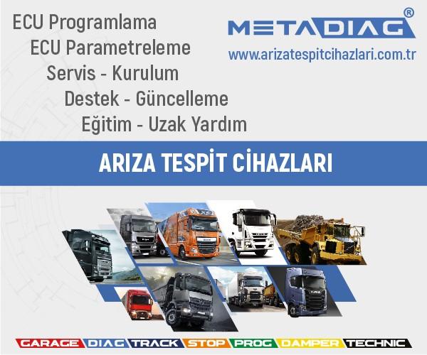 Mercedes Beyin Programlama & Motor Beyni Tamiri - METAGARAGE