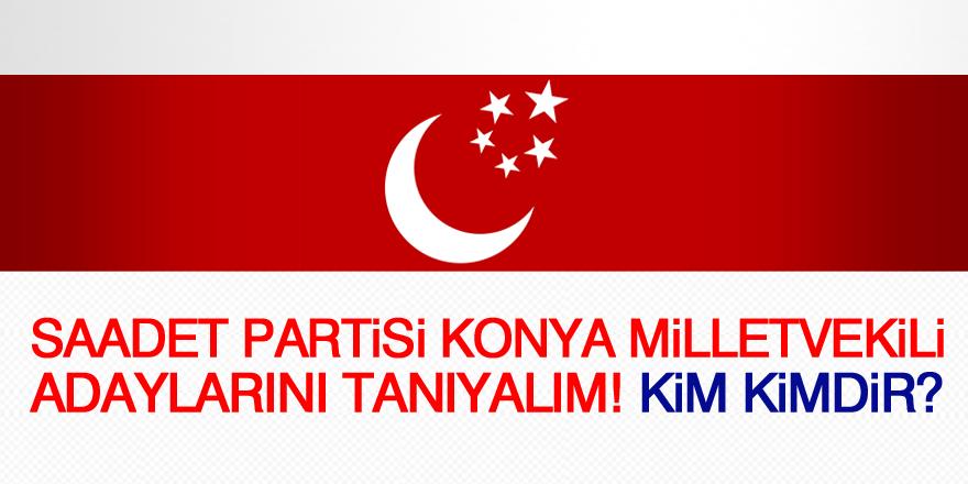 Konya'nın adayları