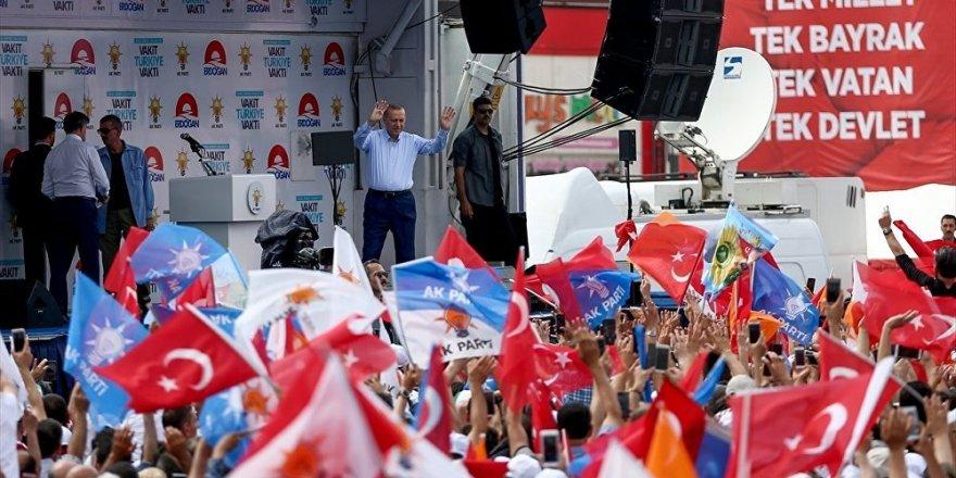 Erdoğan: Türkiye ekonomisi dünyada bir numara