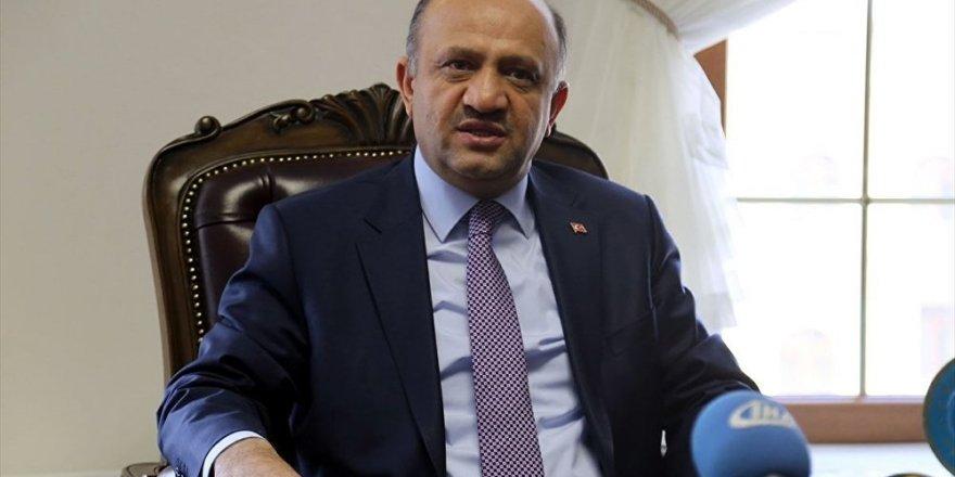 Başbakan Yardımcısı Işık: Süleyman Şah Türbesi taşınacak