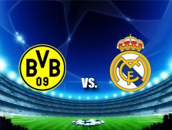 Borussia Dortmund - Real Madrid maçı hangi kanalda?