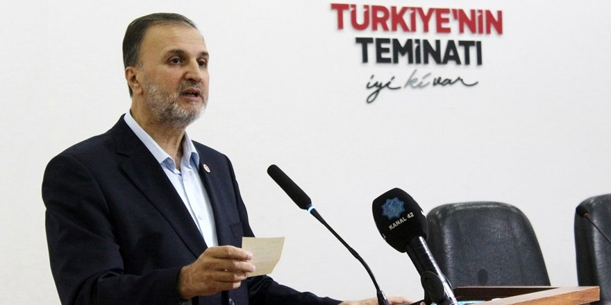 Mustafa Özkafa: Alın da kaçan mı milletvekillerini?
