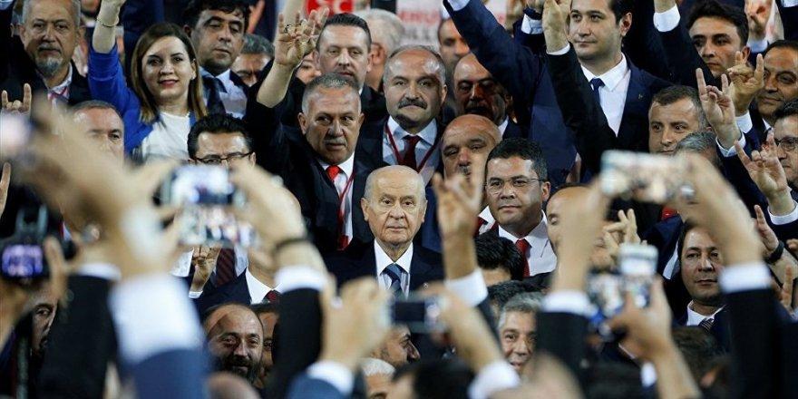 Kulis: Bahçeli, 'AK Parti bize mecbur olacak' mesajı verdi