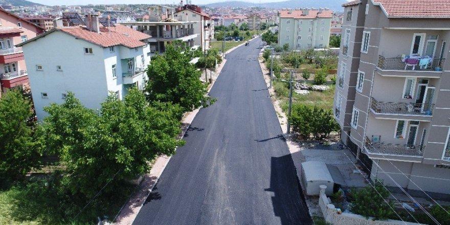 Beyşehir Belediyesi, Müftü Mahallesi'nin çehresini değiştiriyor